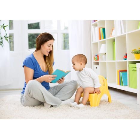 Παιδικά βιβλία για την εκπαίδευση της τουαλέτας